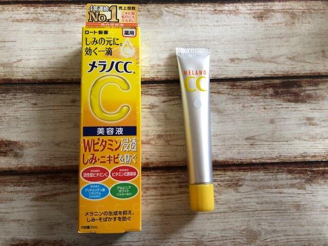 メラノCC美容液とクリームはどっちがおすすめ?違いを比較